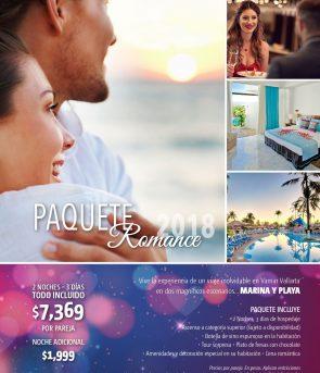 Paquete-Romance